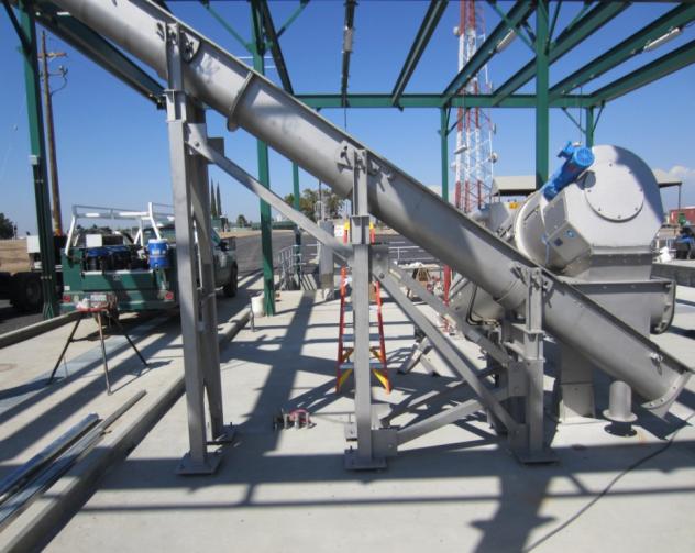螺旋输送机使煤炭制造业改革螺旋输送机技术
